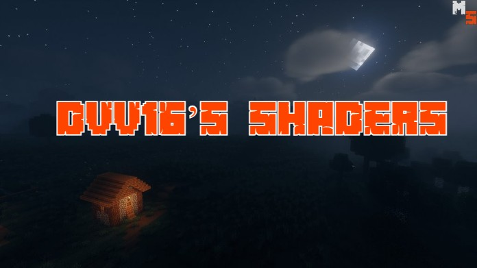 dvv16's shaders for minecraft