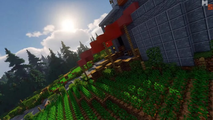 sunflawer shaders 8